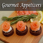 gourmet appetizers
